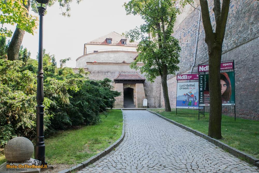 Castello di Spilberk - Brno