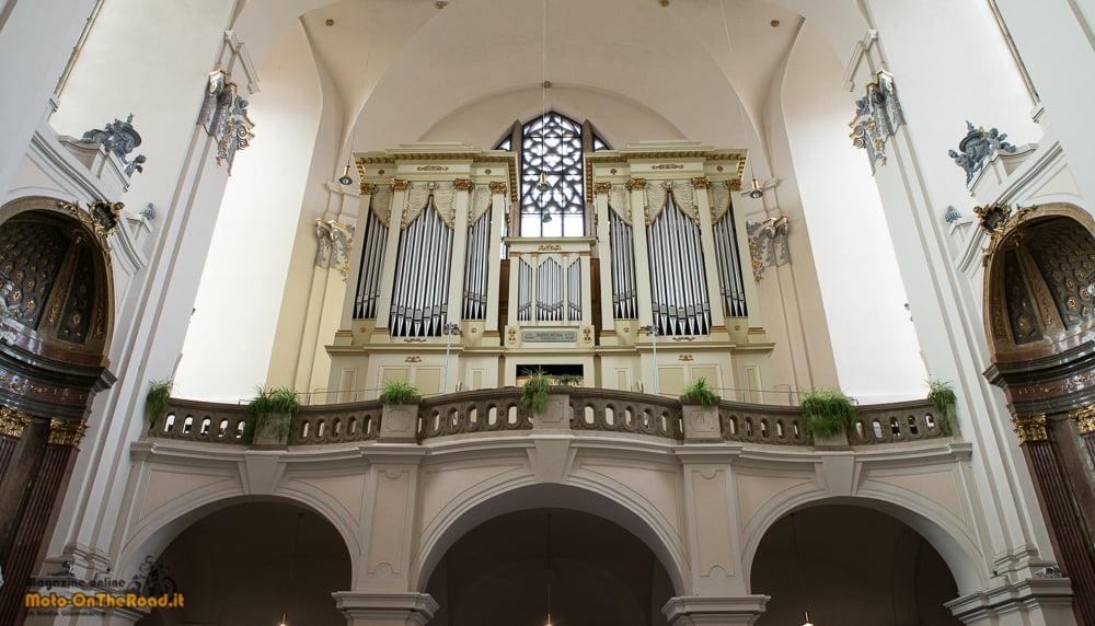 Cattedrale di San Pietro e San Paolo - Brno