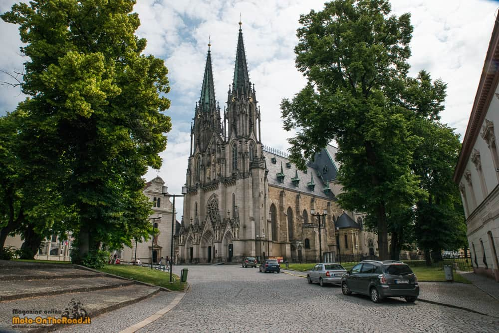 Cattedrale di San Venceslao - Olomuc