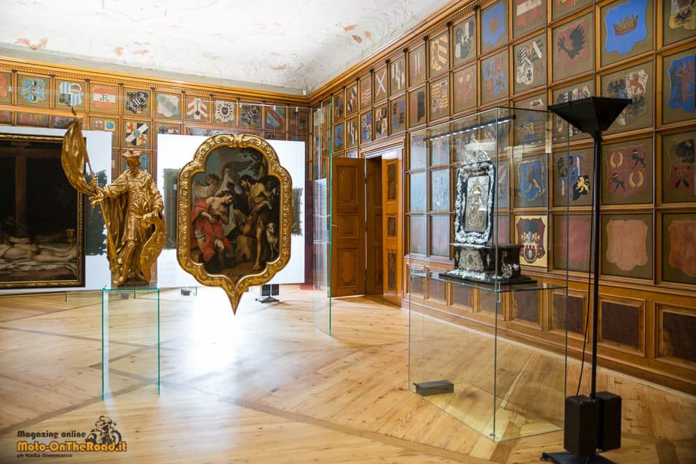 Palazzo Arcivescovile - Olomuc