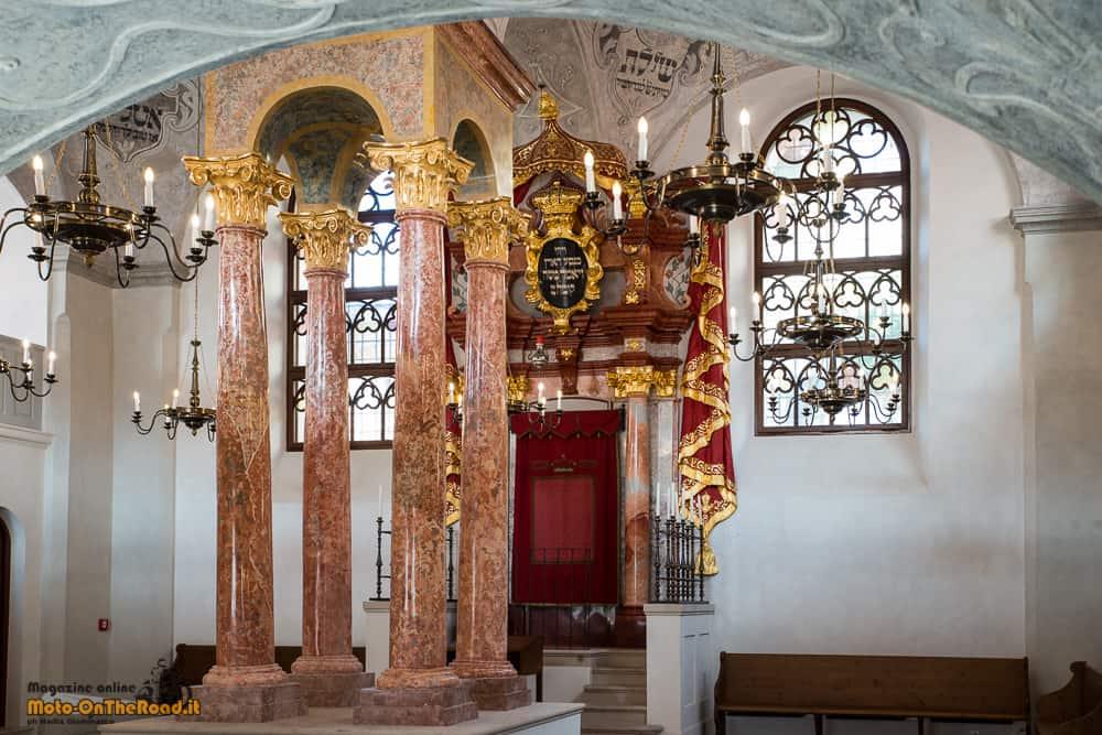Mikulov - Sinagoga