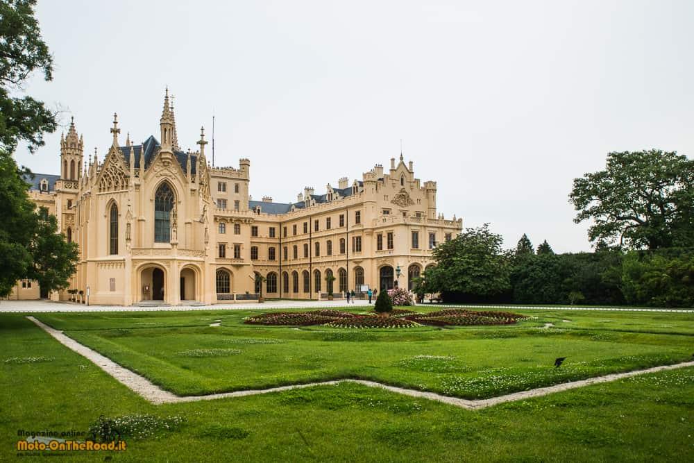 Castello di Lednice - Moravia