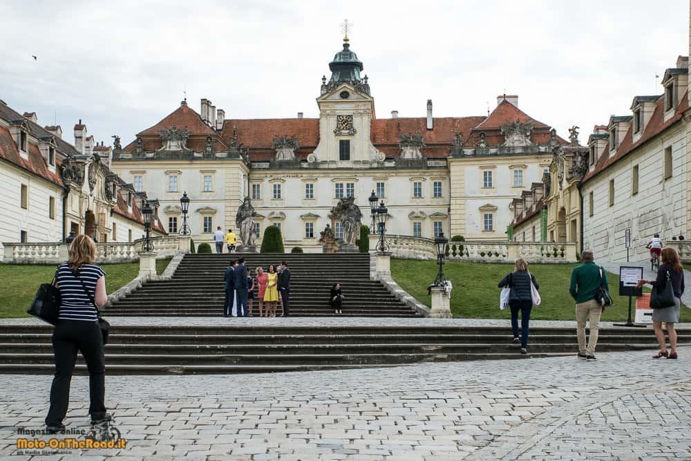 Castello di Valtice - Area Lednice Valtice