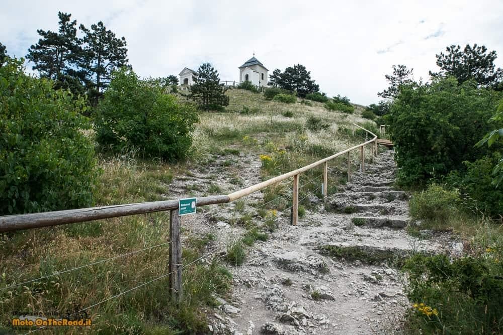 MIkulov - Monte Sacro