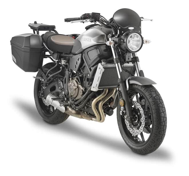 Il cupolino100ALB per la Yamaha XSR700