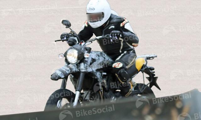 Ducati Scrambler1100 Enduro