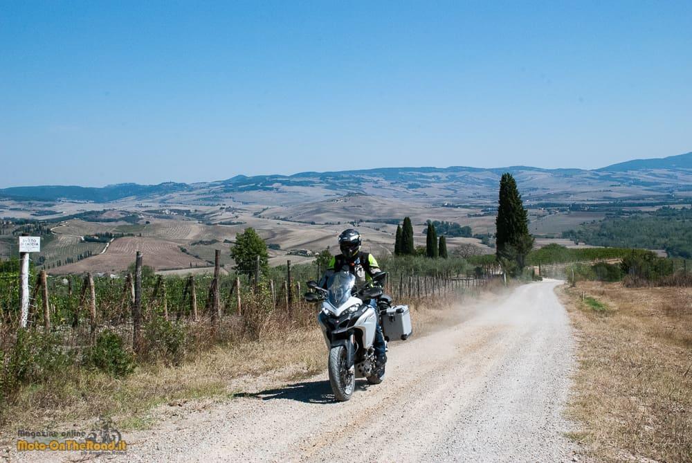 Prova Ducati Multistrada 1200 Enduro.