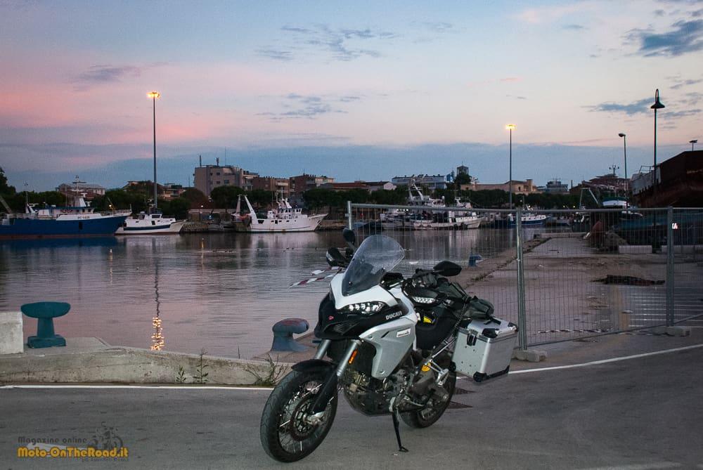 Prova Ducati Multistrada 1200 Enduro