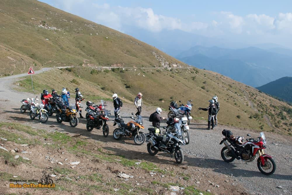 Le Vie del Sale. Prima sosta sul Monte Saccarello