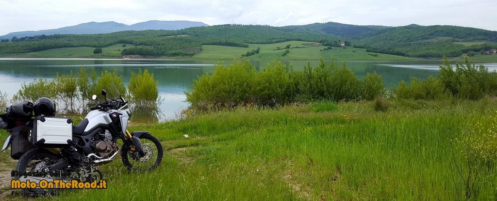 Lago artificiale di Montedoglio