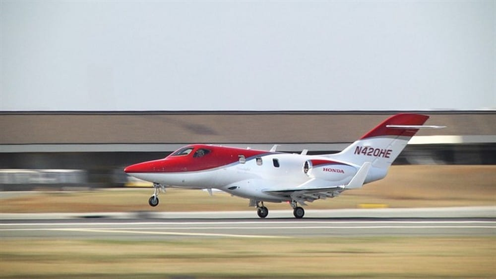 Honda Aircraft Company Announces HondaJet World Tour