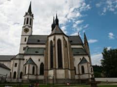 Monastero dei cistercensi - Vyšší Brod - boemia meridionale-0481
