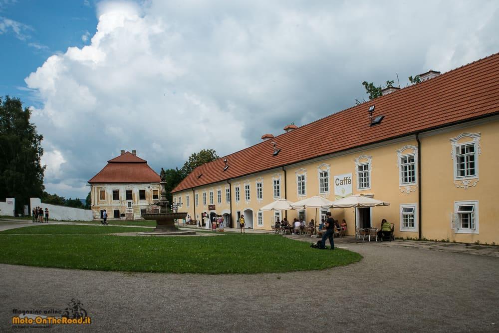Monastero dei cistercensi - Vyšší Brod - Boemia meridionale-