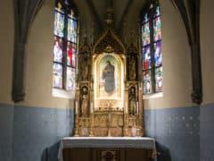 Monastero dei cistercensi - Vyšší Brod - boemia meridionale-0497
