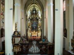 Monastero dei cistercensi - Vyšší Brod - boemia meridionale-0508