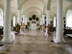 Monastero dei cistercensi - Vyšší Brod - boemia meridionale-0510