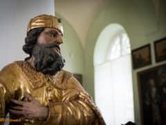 Monastero dei cistercensi - Vyšší Brod - boemia meridionale-0513