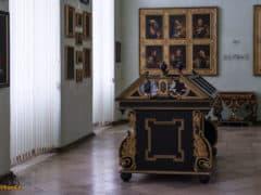 Monastero dei cistercensi - Vyšší Brod - boemia meridionale-0518