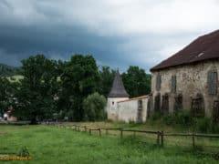 Monastero dei cistercensi - Vyšší Brod - boemia meridionale-0546