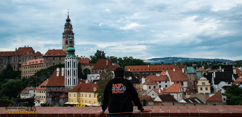 Cesky Krumlov - Repubblica Ceca