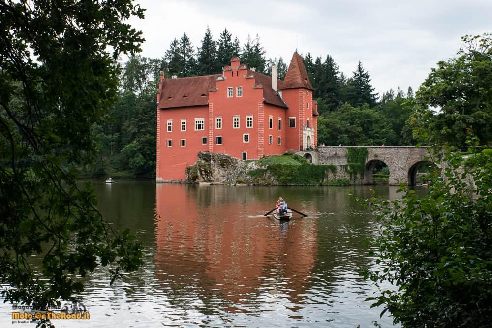 Castello Červená Lhota - Boemia meridionale