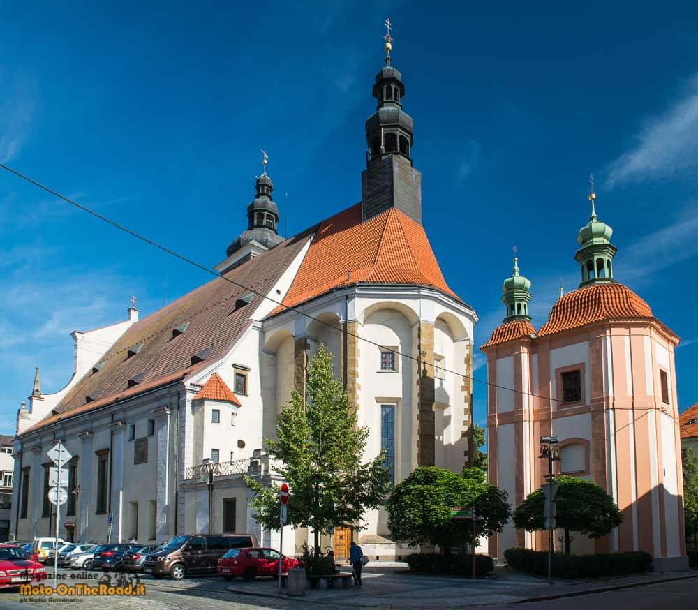 České Budějovice - monastero domenicano