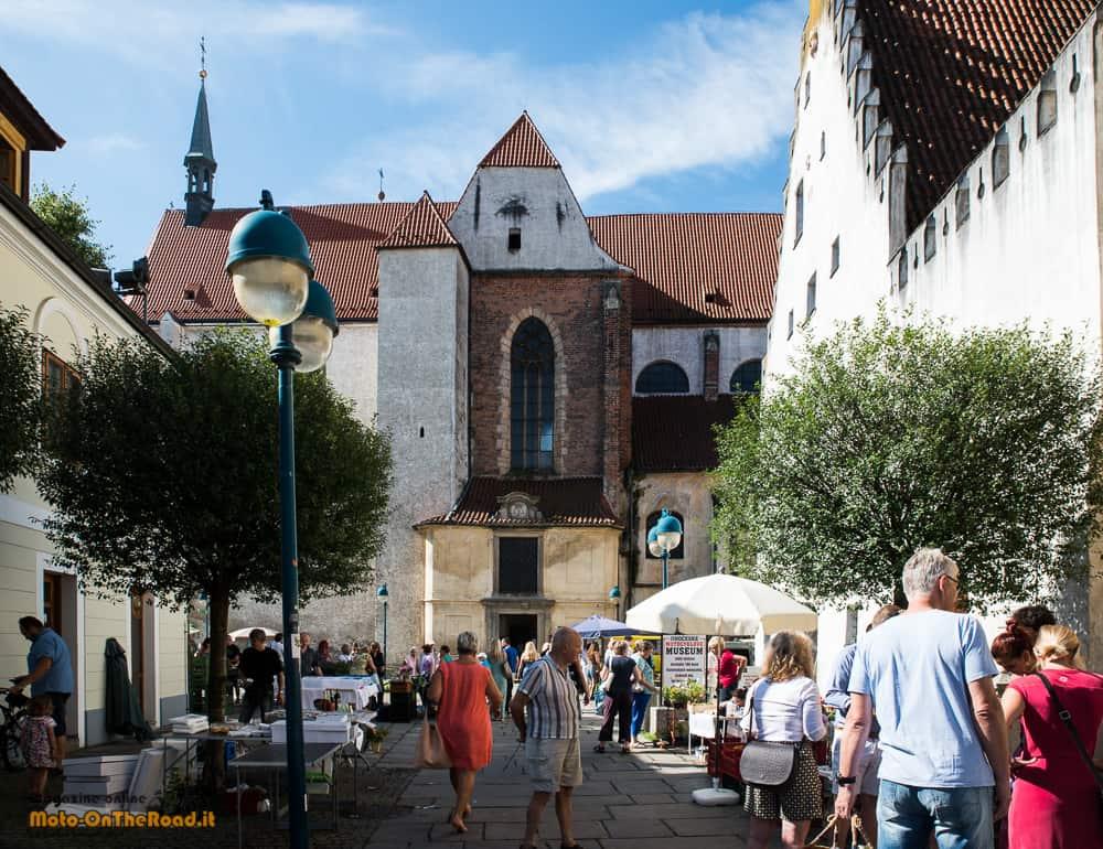 České Budějovice -Boemia meridionale