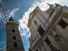 Cattedrale di San Nicola - České Budějovice - boemia meridionale-0923