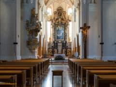 Cattedrale di San Nicola - České Budějovice - boemia meridionale-0927
