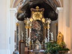 Cattedrale di San Nicola - České Budějovice - boemia meridionale-0929