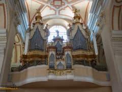 Cattedrale di San Nicola - České Budějovice - boemia meridionale-0930