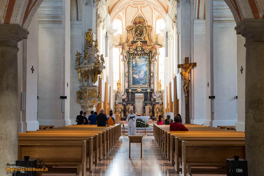 Cattedrale di San Nicola - České Budějovice - boemia meridionale-0934
