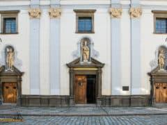 Cattedrale di San Nicola - České Budějovice - boemia meridionale-0938