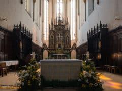 Chiesa del sacrificio della Vergine Maria České Budějovice - boemia meridionale-0952