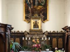 Chiesa del sacrificio della Vergine Maria České Budějovice - boemia meridionale-0958