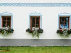 Holašovice - boemia meridionale-0864
