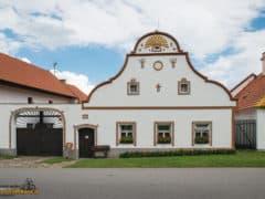 Holašovice - boemia meridionale-0868