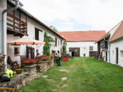 Holašovice - boemia meridionale-0871