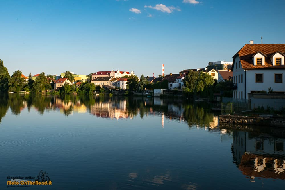 Jindřichův Hradec - Boemia meridionale