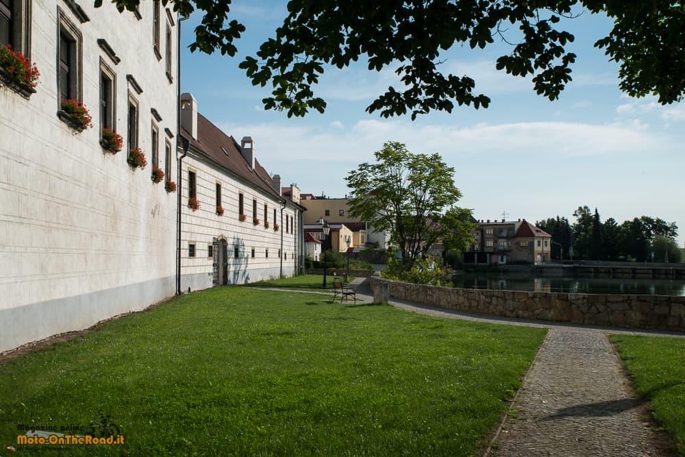 Castello di Jindřichův Hradec