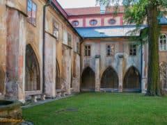 Monastero domenicano České Budějovice - boemia meridionale-0962