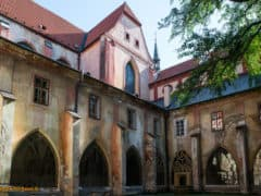 Monastero domenicano České Budějovice - boemia meridionale-0967