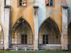 Monastero domenicano České Budějovice - boemia meridionale-0968