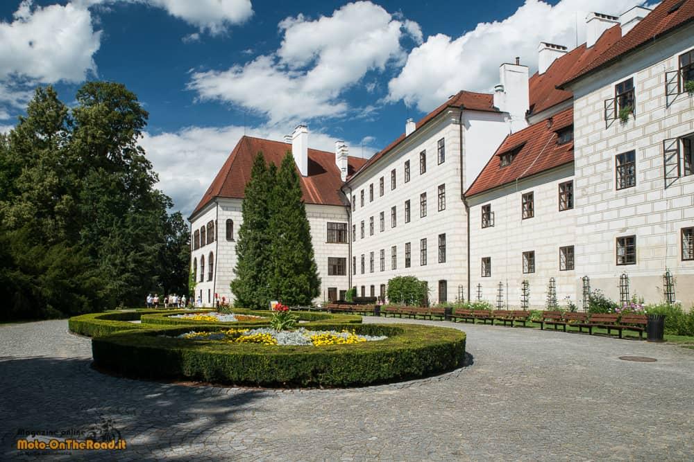 Castello Třeboň - Boemia meridionale