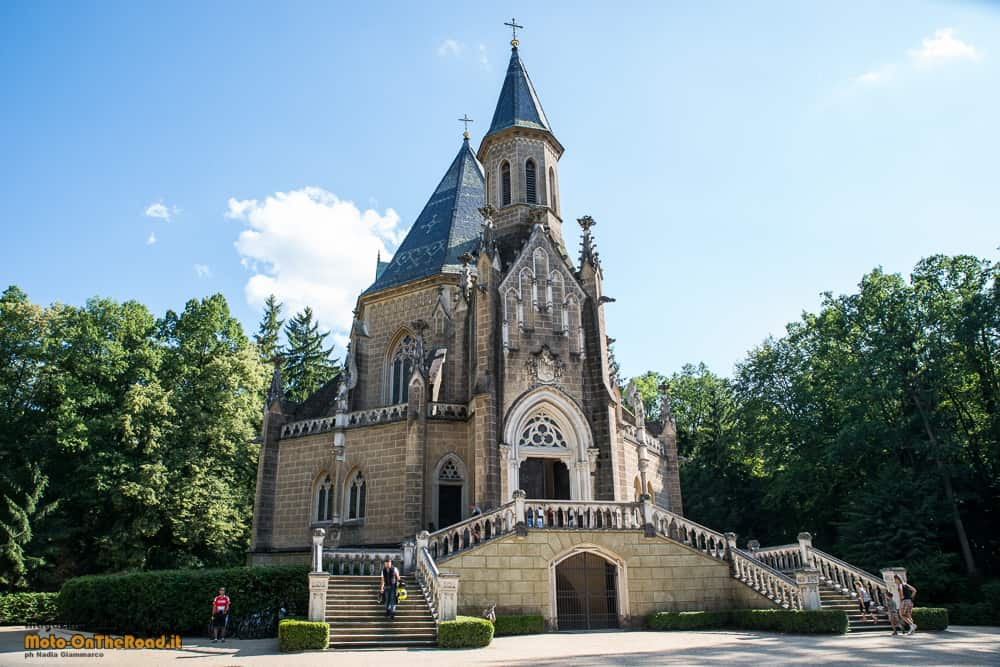 Třeboň - tomba degli Schwarzenberg - Repubblica Ceca