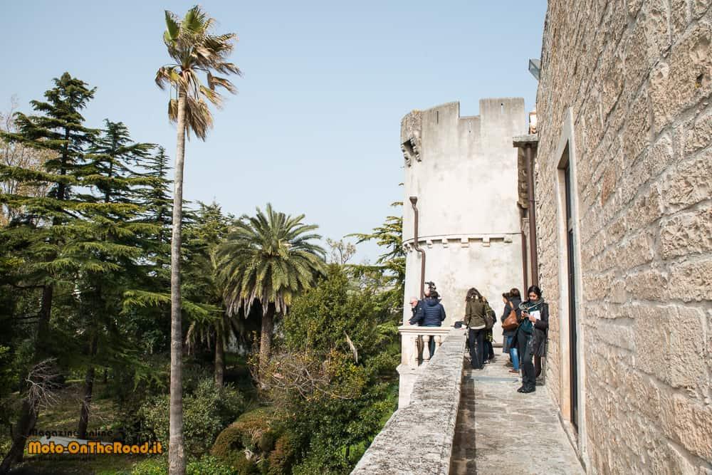 Castello di Ceglie Messapica - Torre circolare