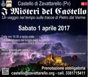 I misteri del castello copia