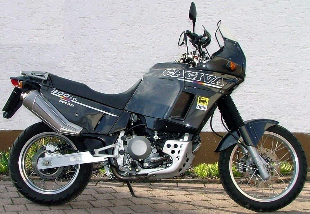Moto che mancano nei listini delle case motociclistiche: Cagiva Elefant 900GT