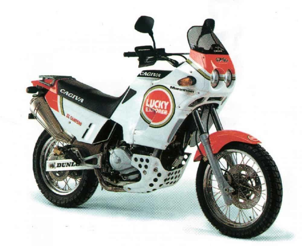 Moto che mancano nei listini delle case motociclistiche: Cagiva Elefant 900