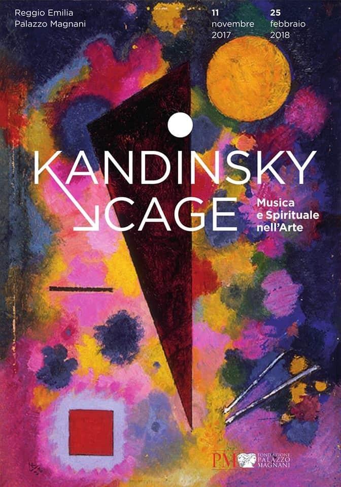 Kandinsky-Cage (Palazzo Magnani)